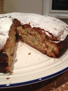 Delia Smith Chunky Apple Cake