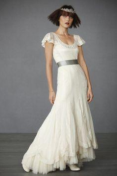 BHLDN Victoria's Reign Gown