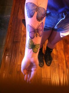 #butterfly #tattoos