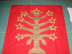 quilts made from Cheri Saffioti patterns | this quilt forever and agreed the quilt is called festival of trees ...