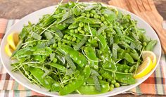Fresh Four-Pea Salad