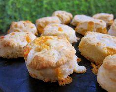 Cheddar Cream Biscuits | Plain Chicken
