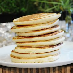 Simply Gourmet: 105. Pancakes from Scratch
