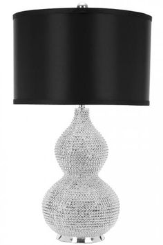 Aggie Beaded Table Lamp - Set of 2