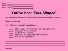 Pink Slip
