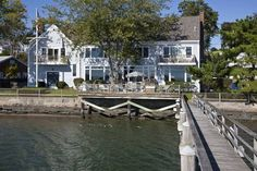 Dock included with this property! 199 Downer Ave, Hingham, MA - Offered by Joanne Conway - http://www.raveis.com/mls/71437262/199downerave_hingham_ma#