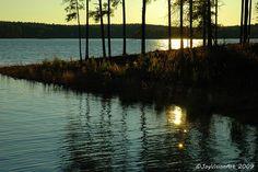 Lake Thurmond at Hickory Knob State Park South Carolina