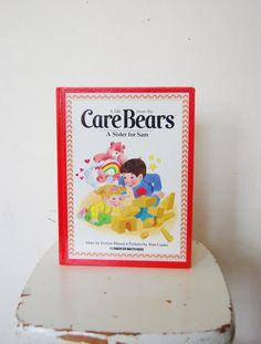 And Parker Bros. Care Bears books