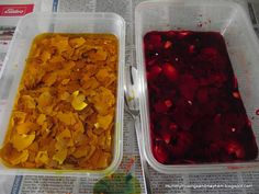 Dyeing eggshells for craft...easy and textural