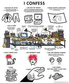 Christoph Niemann-My Illustrated Life