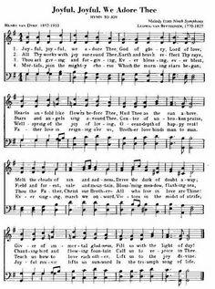 Christian Hymns Lyrics - Bing Images