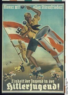 Einheit der Jugend in der Hitlerjugend!