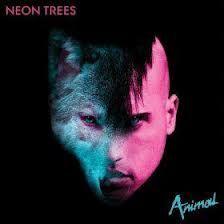 animal neon trees