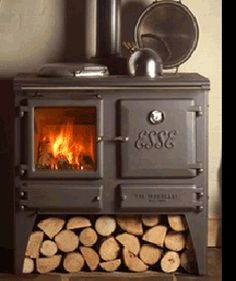 Wood stoves are the best way to heat your home...