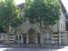 Barrière d'Enfer, pavillon d'octroi (1784-1787) – Place Denfert-Rochereau, Paris XIV