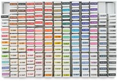 Pantone Universe Twin Marker Set  Only $438 for 150 pens!  Come on, that is so reasonable!