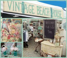 """TVM September 5th-7th 2014 Vendors, welcoming """"Vintage Beach House""""!"""