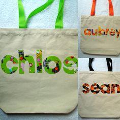 Halloween bags.