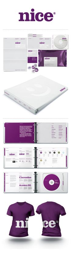 Nice Agency Branding by Socio Design