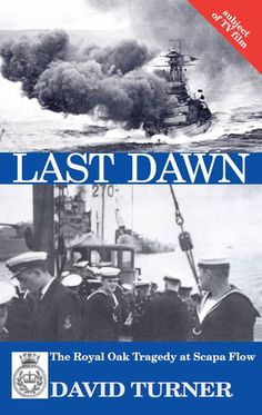 On October 13th 1939 following a huge explosion in Scapa Flow, Orkney, one of the Royal Navy's top battleships, HMS Royal Oak rolled over and sank.    Already the subject of a TV documentary film, Last Dawn is now a text for the study of World War II in schools.