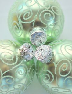 holiday, wrap gifts, mint green, tree, gift wrapping
