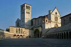 Bacilica Of St. Francis - Assisi, Italy 2005