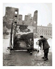 Warsaw, 1946. Photography by Michael Nash