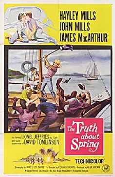 The Truth About Spring - UK/USA (1965) Director: Richard Thorpe