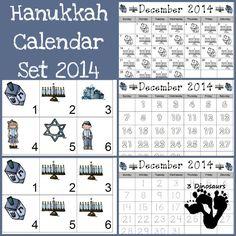 Free 2014 Hanukkah C