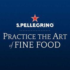 S. Pellegrino Practice the Art of Fine Food #finefoodinspiration