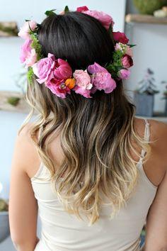 #CultGaia #Love #FlowerCrown #Midsummer