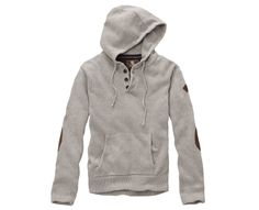 Men's Earthkeepers® Half-Button Hooded Sweater - Timberland