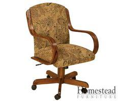 3009 Office Chair. http://homesteadfurnitureonline.com/office-chairs_3009.html