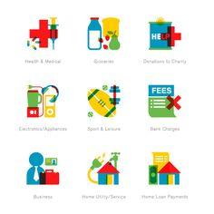 Radio: 22 Seven Icons #22seven #icone #grafica #infografica #multiplay