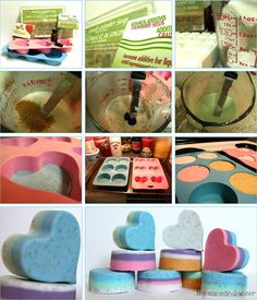 Can Can Dancer: DIY Soap