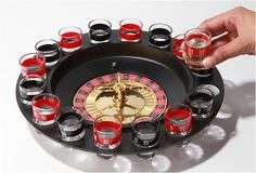Shot Roulette Changes the Drinking Game