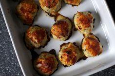 1/13/14 | baked chicken meatballs | smittenkitchen.com