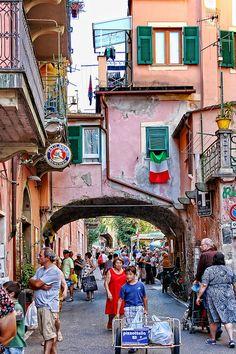 Monterosso al Mare, Province of La Spezia  Liguria