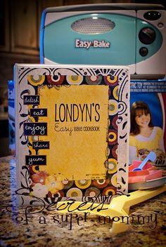 Easy Bake Oven Cook Book