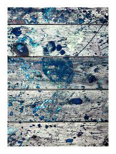 Jackson Pollock's Floor