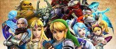 Hyrule Warriors Nintendo y Koei Tecmo introducen en el universo The Legend of Zelda la acción desenfrenada de Dynasty Warriors.