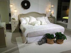 Bed hoofdbord on pinterest - Houten bed ...