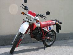 XT 350 - Yamaha - ('80s version)