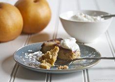 paleo breakfast, food, diy recip, paleospirit, paleo spirit, paleo recip, breakfast recipes, greek yogurt, pear
