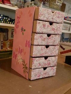 Cardboard box storage on pinterest cardboard storage cardboard