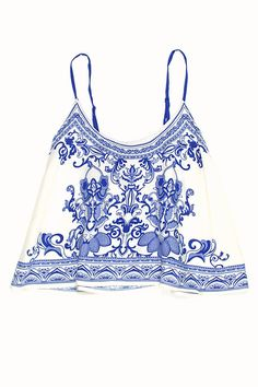So perfect for summer! // Grecian Getaway Top – Spotted Moth