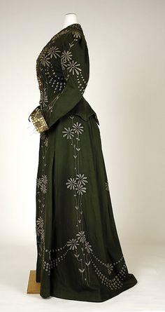 Dress M. Schiff   Date: 1901–1903