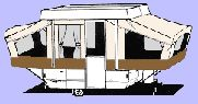 Mike's Popup Camping Page  A collection of information on popup camping