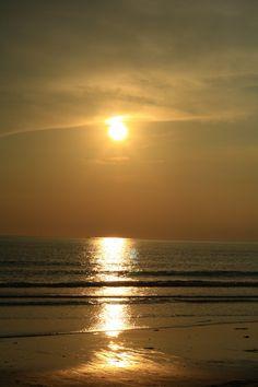 Sunset. Nasugbu Beach, Batangas, Philippines