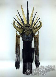 Tribal Goddess Horne